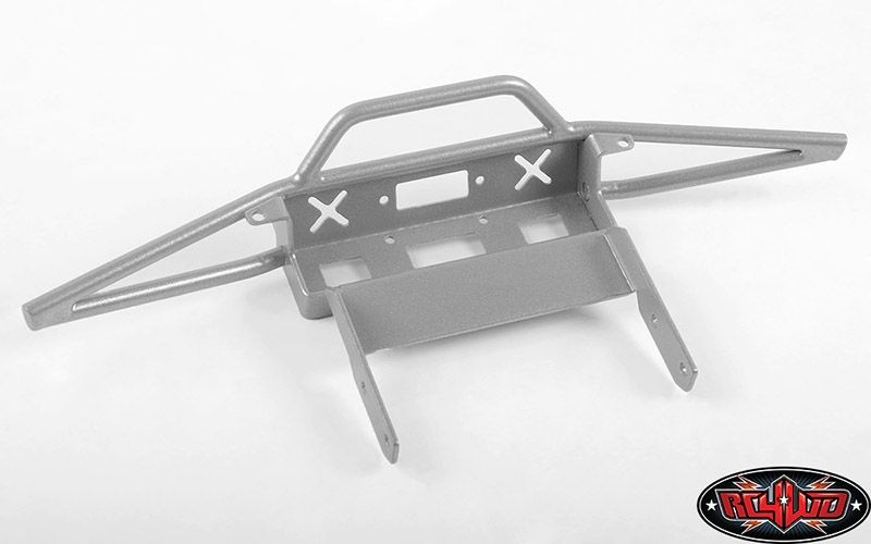 Luster Metal Front Bumper for Axial SCX10 II 1969 CheyBlazer