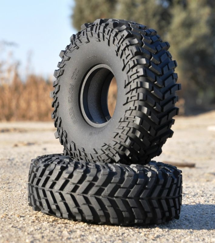 Mickey Thompson 1.9 Baja Claw TTC Scale Tires (pair)