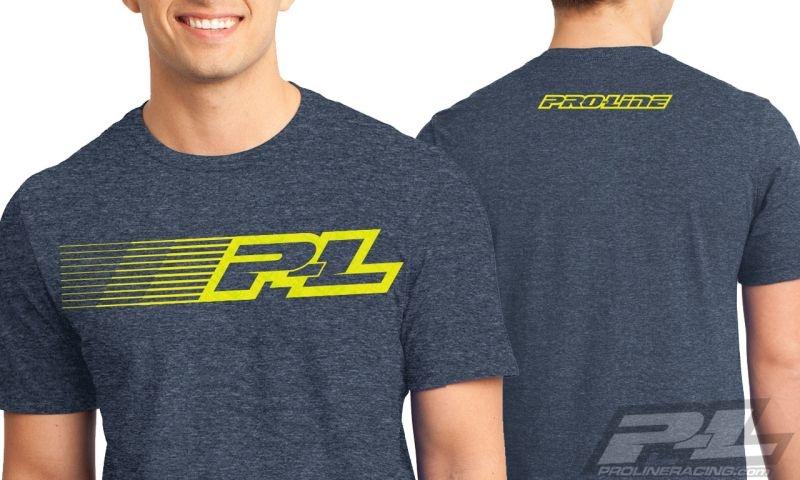 OBSO Pro-Line Linear Navy blau T-Shirt