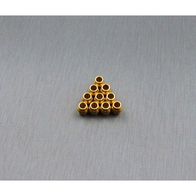 SAMIX CFX or CFX-W Samix brass 5.8mm flange ball