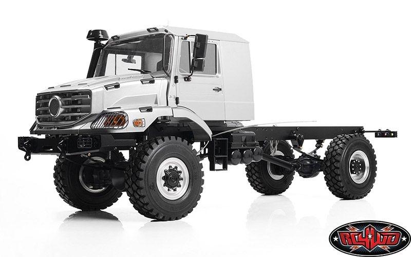 1/14 Overland 4x4 ARTR RC Truck