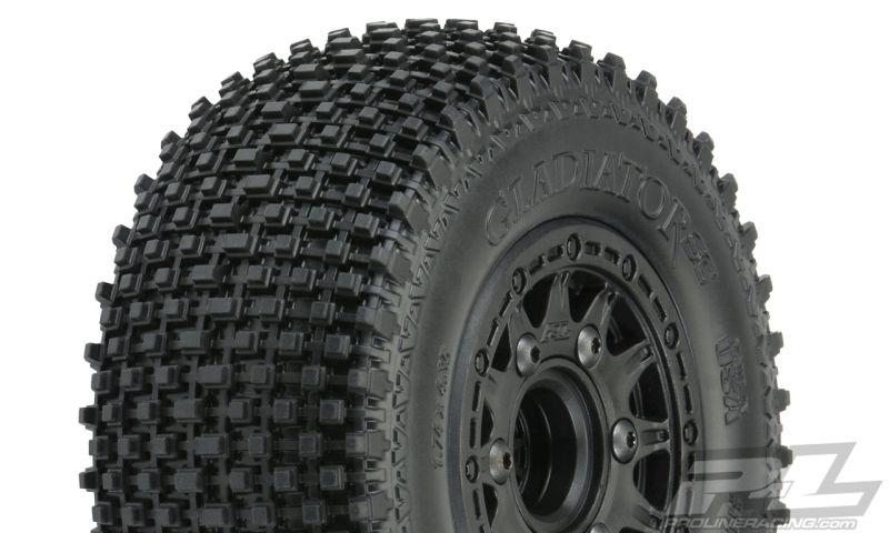 ProLine Gladiator SC auf 6x30 Felge schwarz