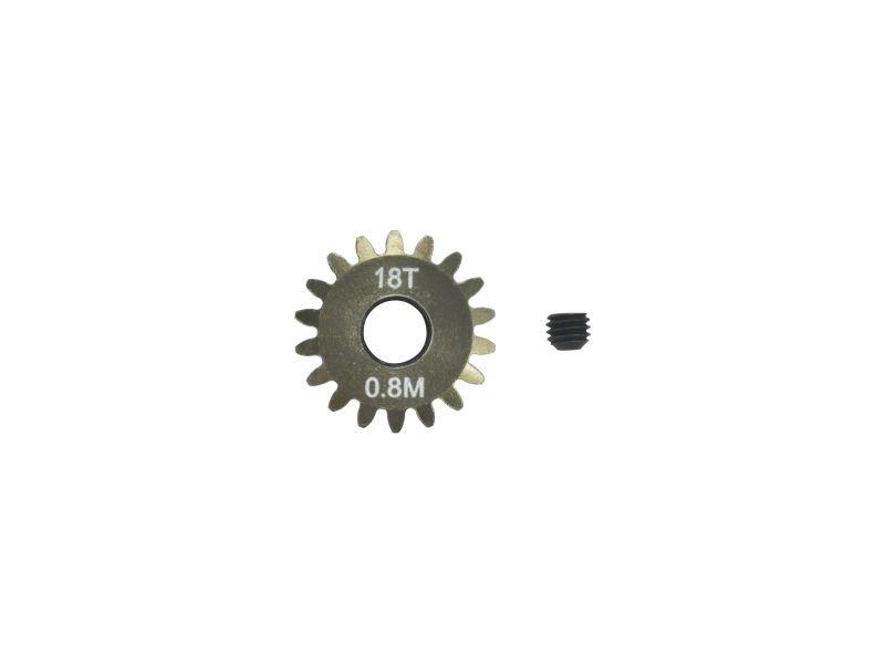 Pinion Gear 0.8M  18T?7075 Hard?