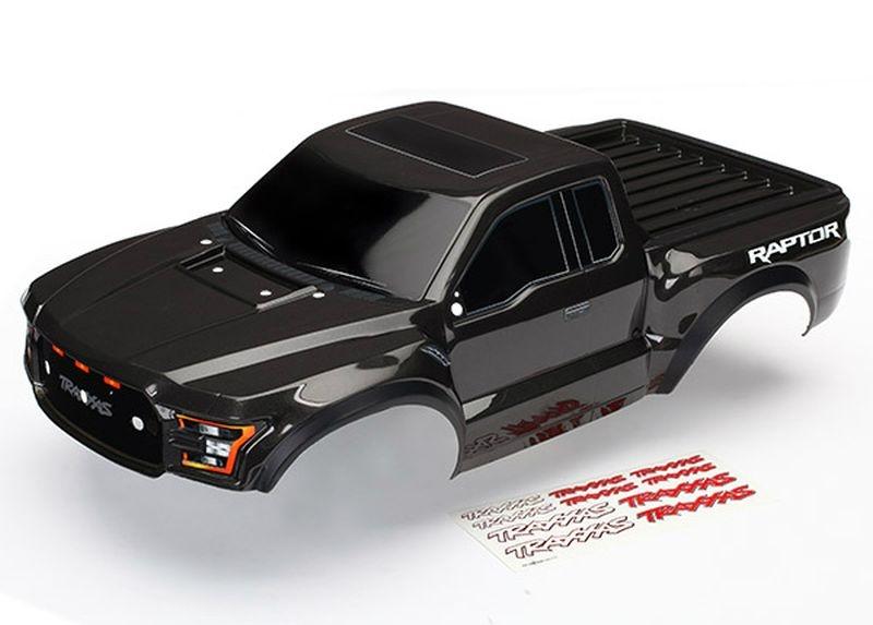 Karosserie Ford Raptor 2017 HD + Decal