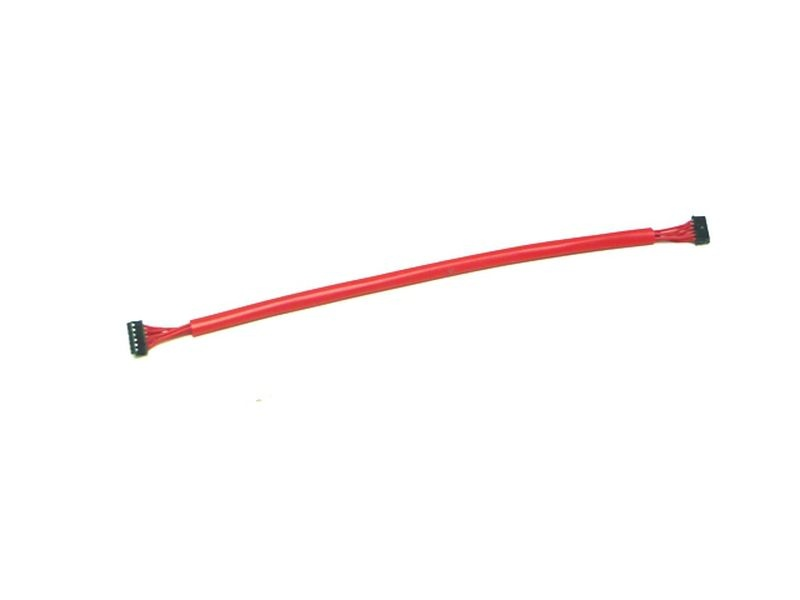 Sensor cable 20cm soft Red