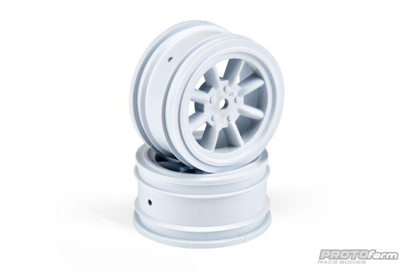 SLVR VTA Felgen vorn (26mm) weiß
