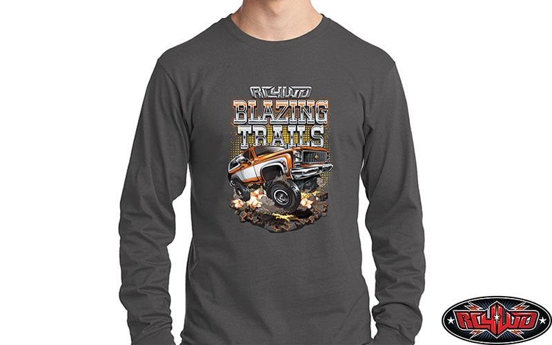 RC4WD Blazing Trails Long Sleeve Shirt (S)