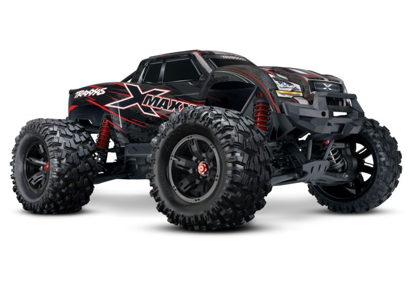 TRAXXAS X-Maxx 8S RTR Brushless waterproof +TSM