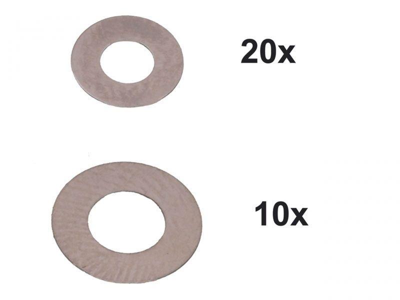 Differential-Einmeßscheiben (10+20)
