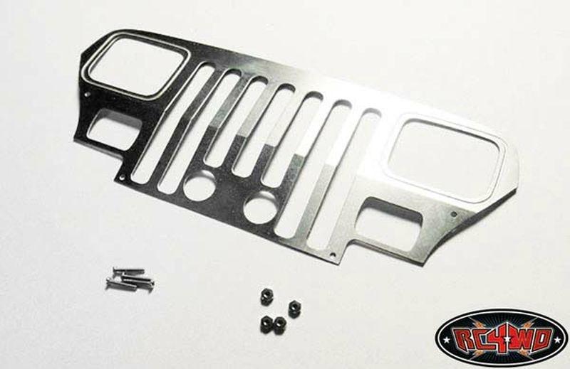 1/10 Metal Grill for Tamiya CC01 Jeep Wrangler