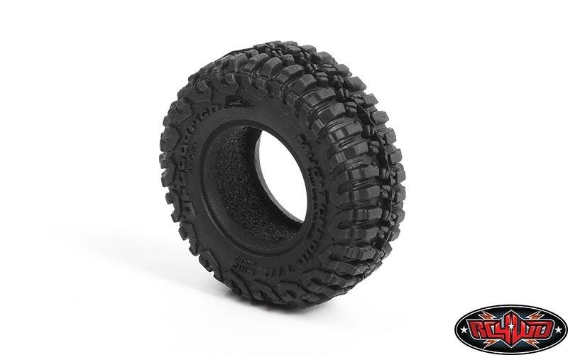 RC4WD BFGoodrich T/A KM3 1.0 Tires