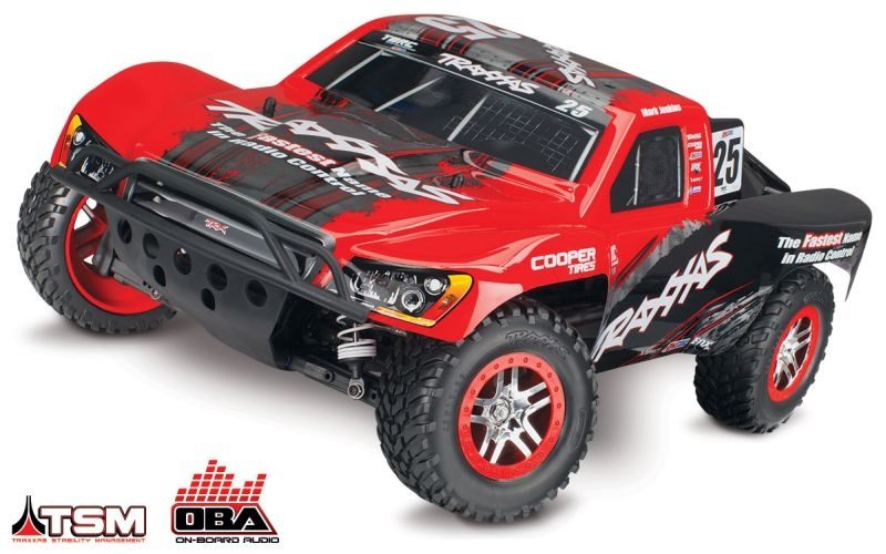 TRAXXAS Slash 4x4 #25 Mark Jenkins BRUSHLESS +OBA