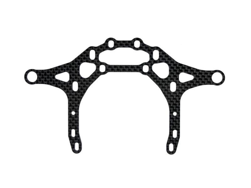 Front suspension plate carbon S120 PRO (SER411437)