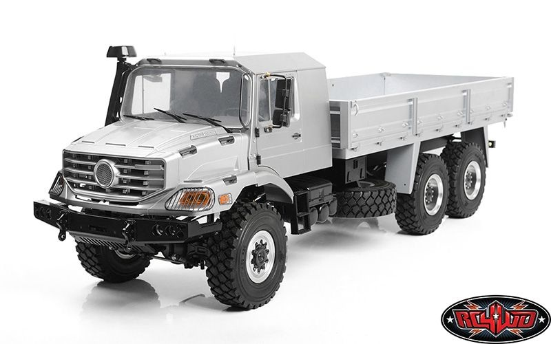 1/14 Overland 6x6 RTR RC Truck w/ Utility Bed