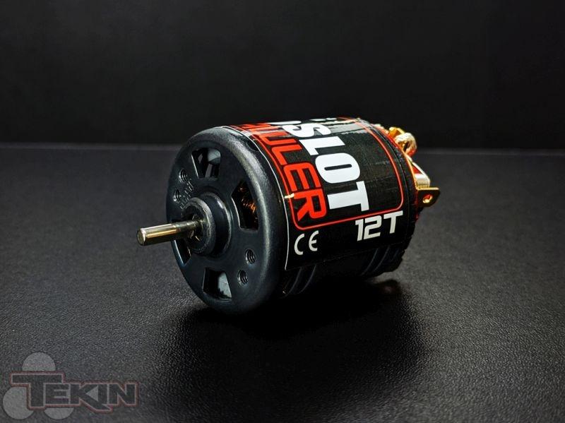 5 Slot Rock Crawler Brushed Motor 12Turn