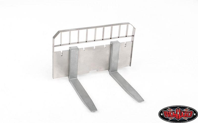 1/14 Pallet Forks for R350 Compact Track Loader