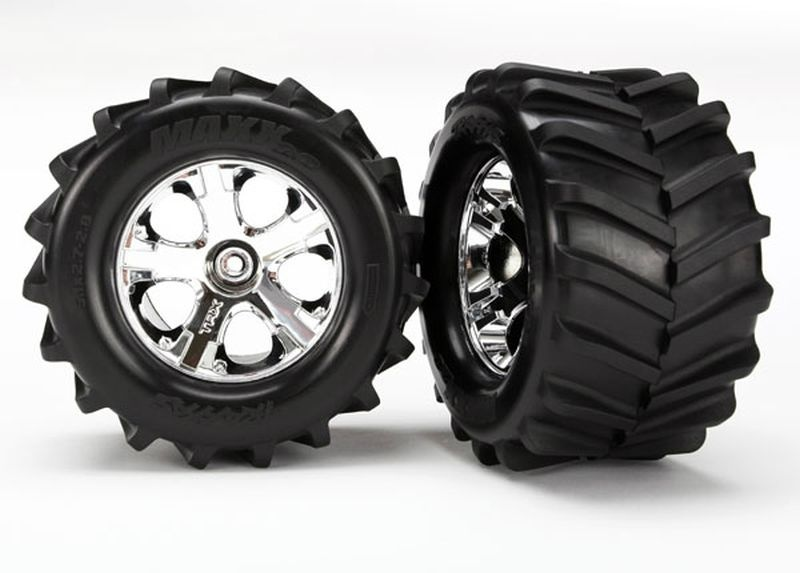 Reifen MAXX 2.8 (2) auf Felge montiert