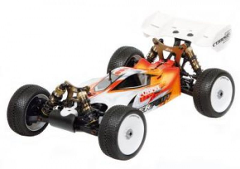 Cobra Buggy Be-RTR  1/8 EP (no Transmitter) (SER600006NT)