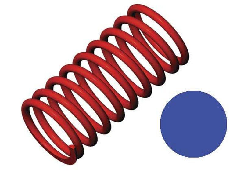 Dämpferfeder GTR 5.9 blau