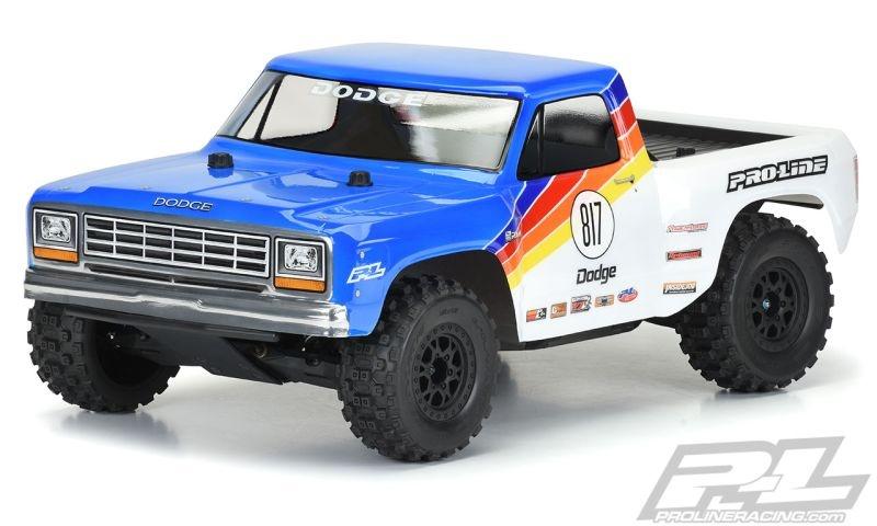 1984 Dodge Ram 1500  Race-Truck Karo klar