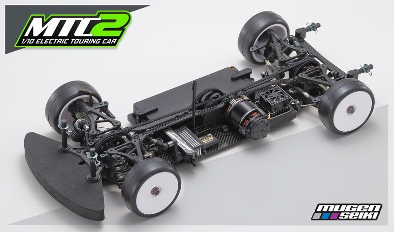MTC2 Kit mit CFPR-Chassis 1/10 E-TW