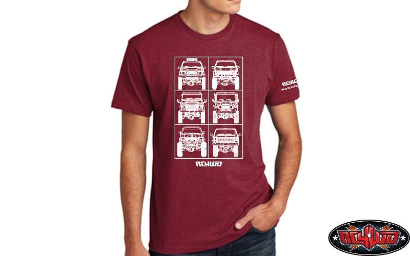 RC4WD BluePrint Shirt (M)