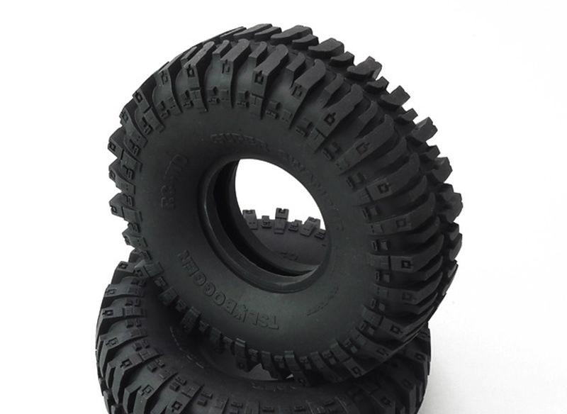 Interco Super Swamper 1.9 TSL/Bogger Scale Tire