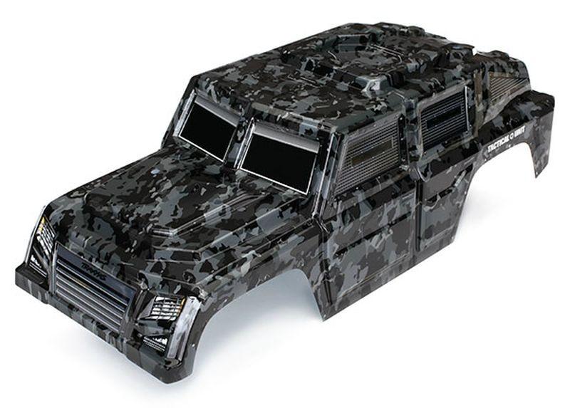 Karosserie Tactical lackiert