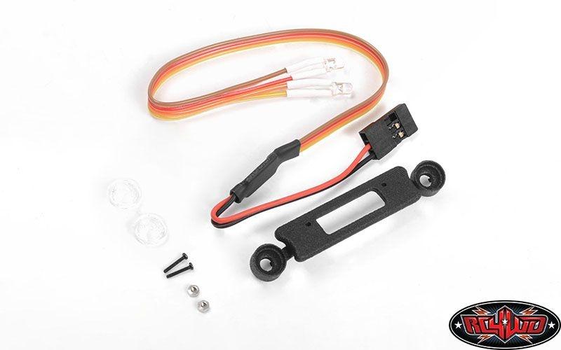 Micro Series Headlight Insert w/ LED Lighting System