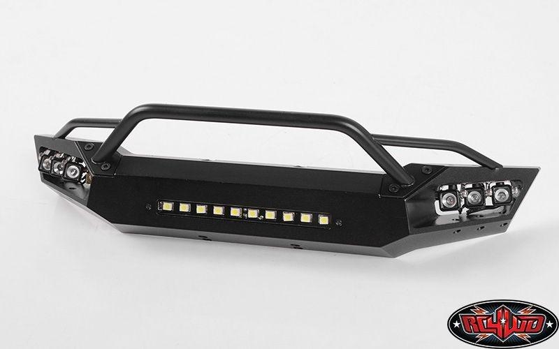 Vigilante Front Bumper w/ LEDs for Desert Runner