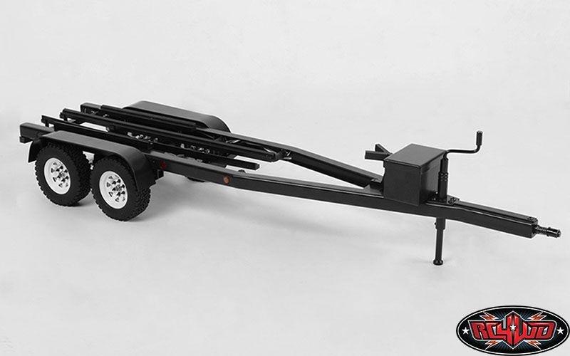 BigDog 1/10 Dual Axle Scale Boat Trailer