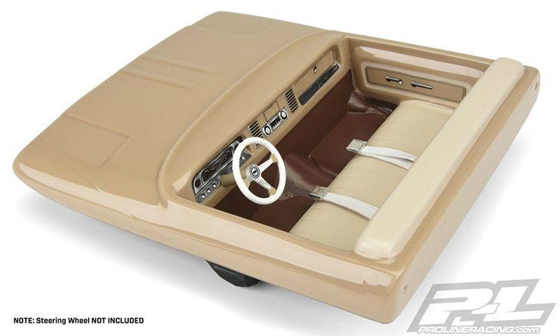 SLVR Pro-Line Classic Interior (unlackiert, klar)