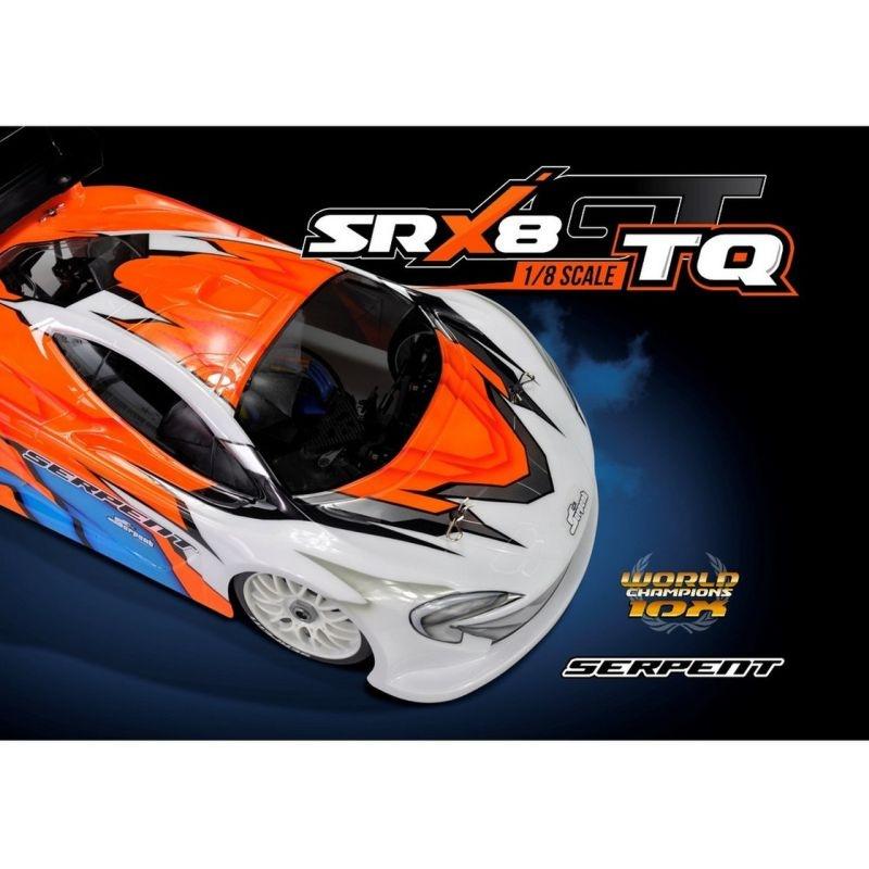 Serpent SRX8 GT TQ 4wd 1/8 GP (SER600063)