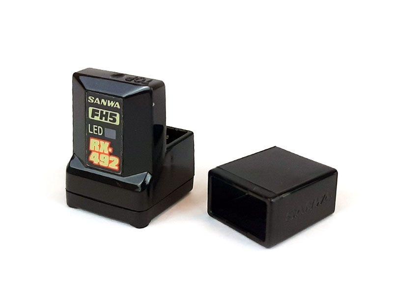 RX-492  SUR-SSL  Empfänger eingebaute Antenne nur EP-Racing