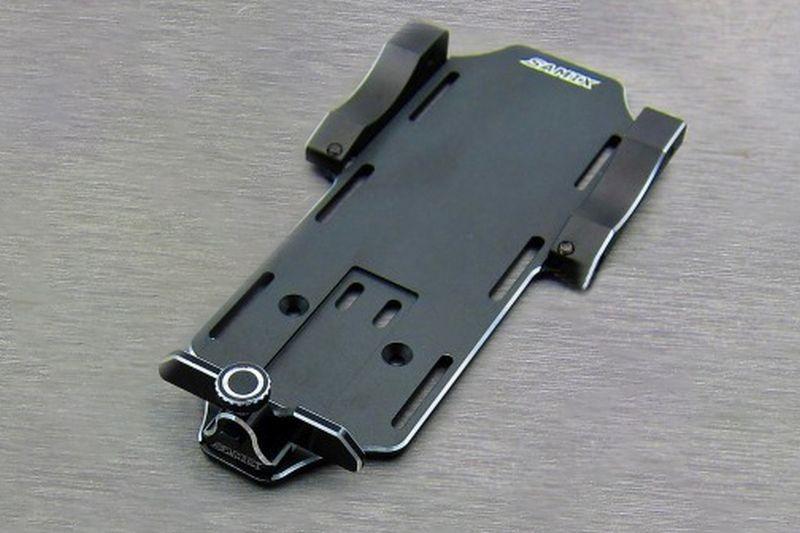 SAMIX SCX10-2 Samix forward adjustable battery tray kit