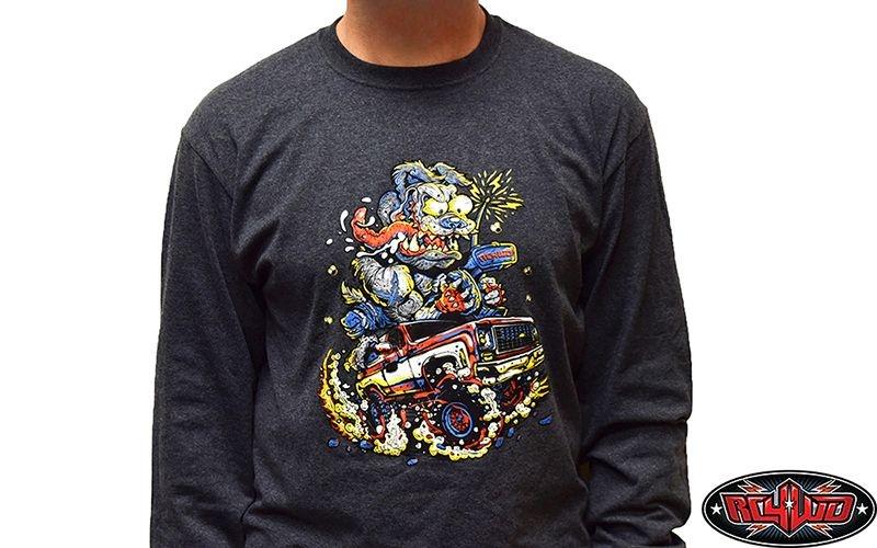 RC4WD DogFunk Long Sleeve Shirt (S)