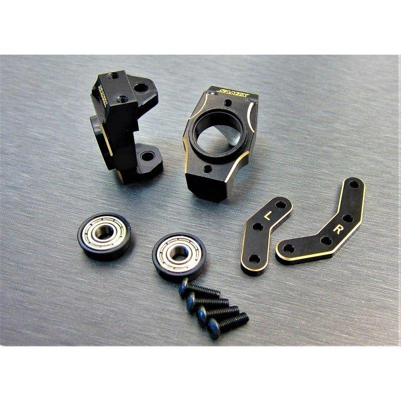 SAMIX Enduro brass heavy steering knuckle