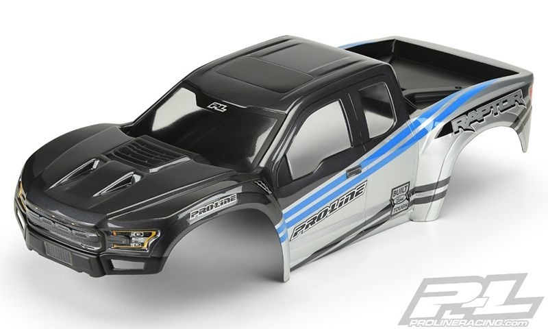 Pro-Line Ford F-150 Raptor Karo klar Pre-Cut/Pre-Painted
