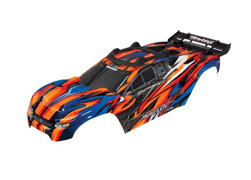 Karo Rustler 4x4 VXL orange