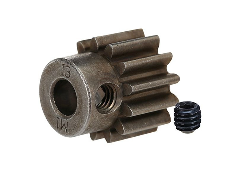 Gear, 13-T pinion (1.0 metric pitch) (fits 5mm shaft)/ set s