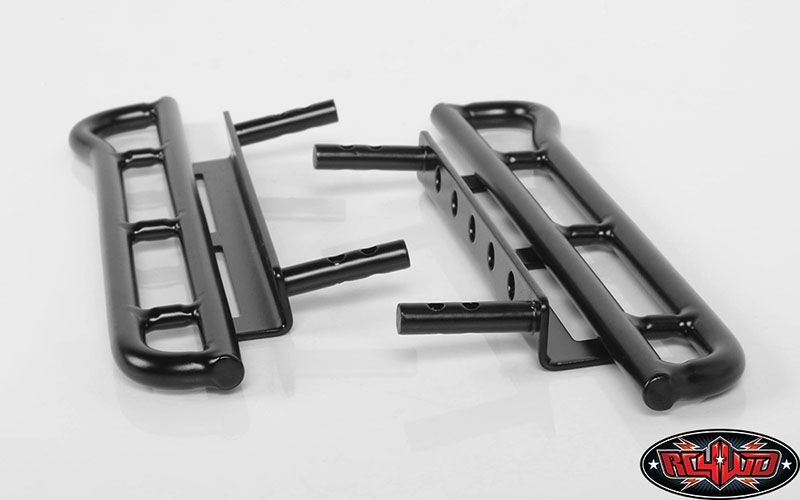 Metal Side Sliders for HPI Venture FJ Cruiser