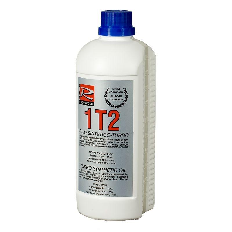NOVAROSSI Turbo 2 Synthetic oil für Sprit (1 Litre)