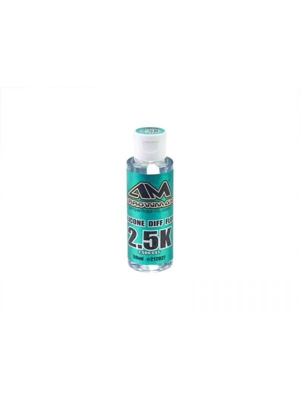 Silicone Diff Fluid 59ml 2.500cst