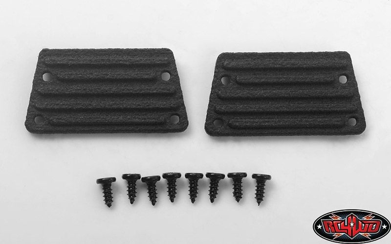 No-Slip Rear Bumper Step Cover for Traxxas Mercedes-Benz G