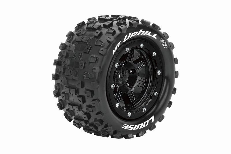 MFT MT-Maxx 2.8 Uphill 1/10 soft   Felge schwarz