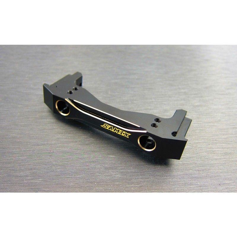 SAMIX Enduro brass front bumper mount set