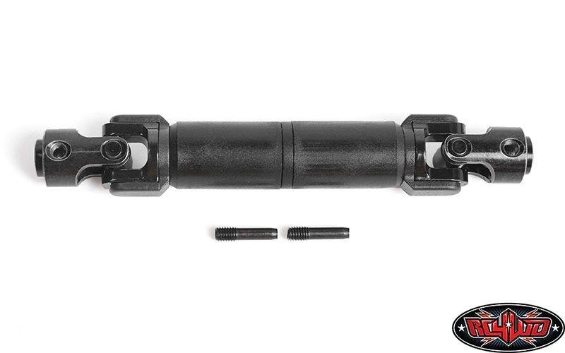 RC4WD Plastic Punisher Shaft V2 (95mm - 110mm / 3.74 - 4.33)