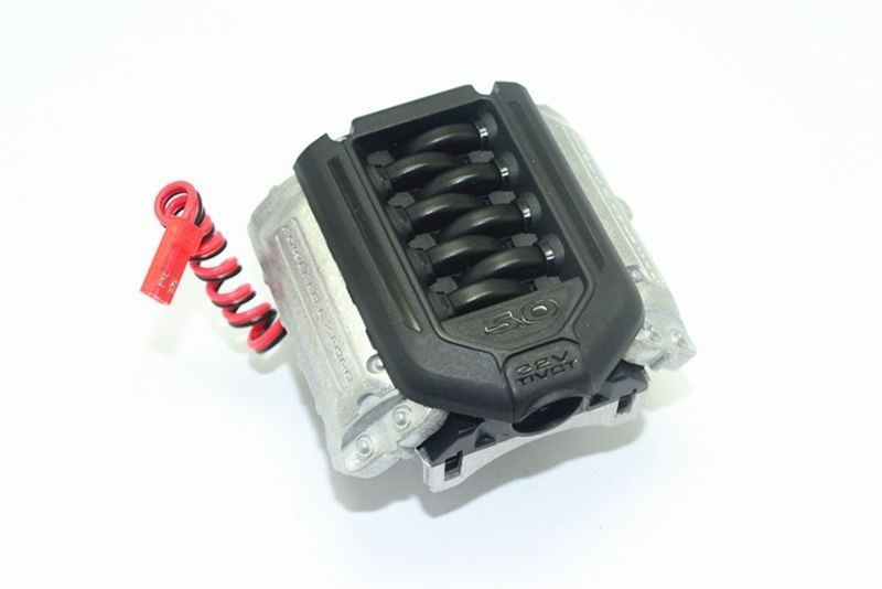 V8 5.0 ENGINE RADIATOR (WITH COOLING FAN) 2S VERSION -1PC