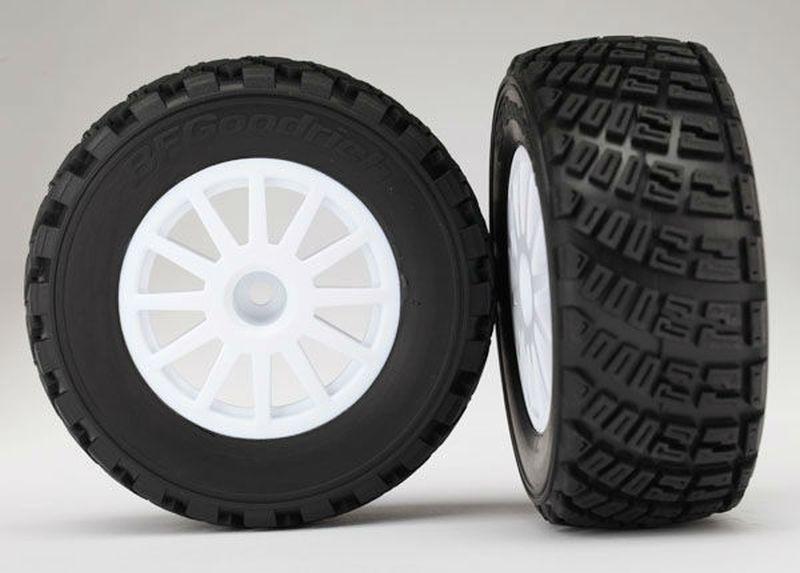 Reifen auf Felge