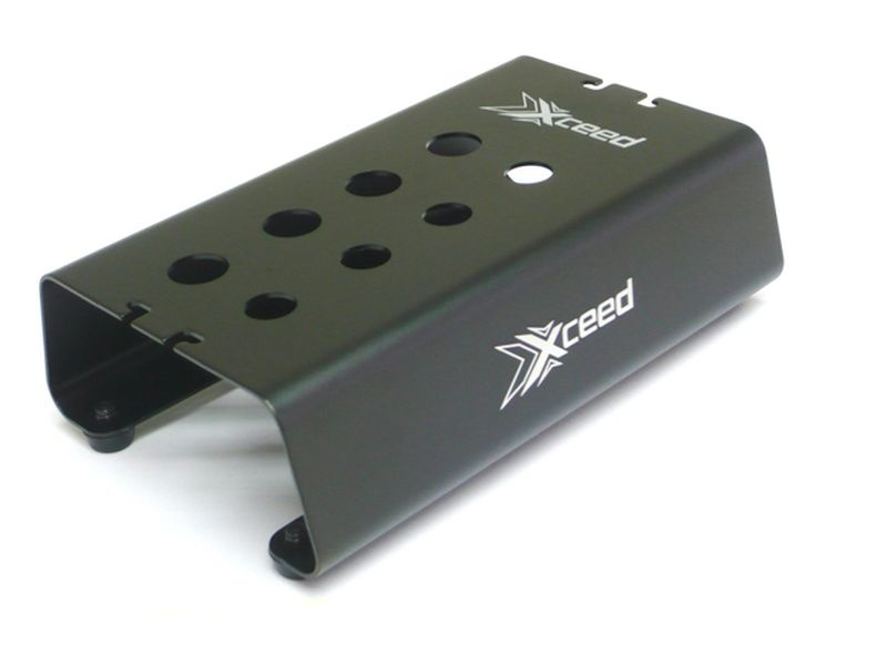 Xceed carstand 1/10 Off road alu. Black